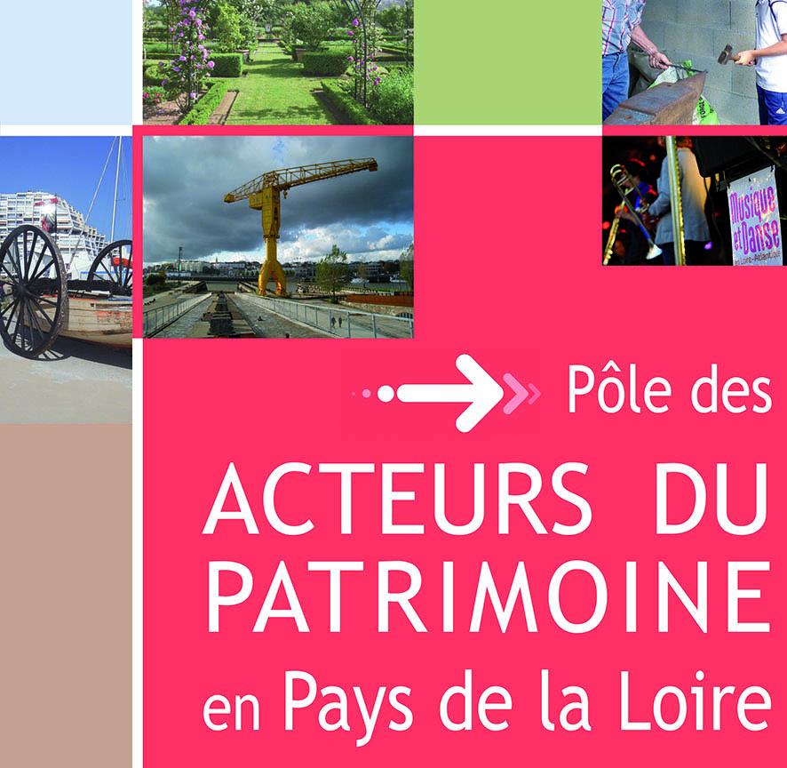 Pôle Patrimoine en Pays de la Loire
